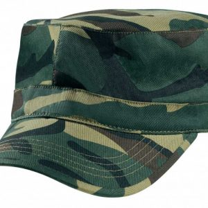 4083 Camo Military Cap Workwear By Loop Workwear NZ