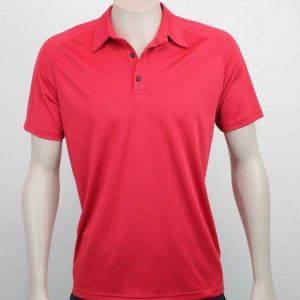 Raglan Polo Shirt By Loop Workwear NZ