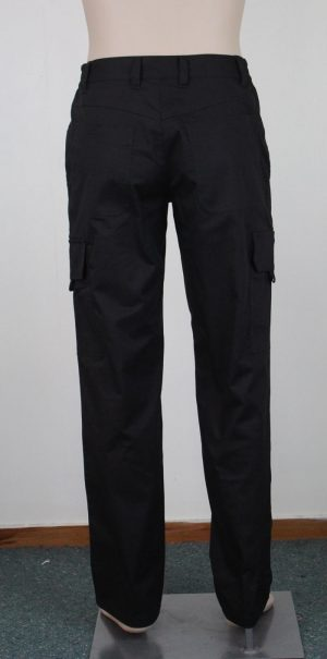 Tradesman Cargo Pants Back By Loop Workwear NZ